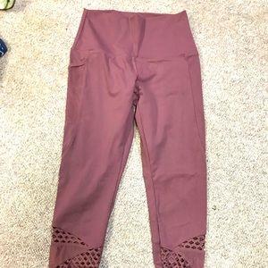 Pink by Victoria secret leggings